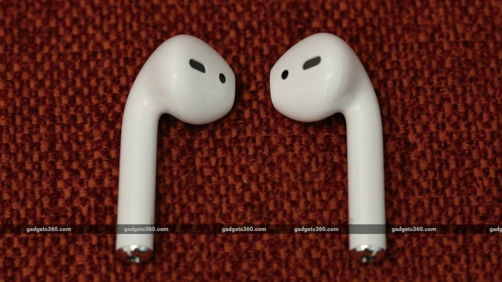 apple airpods 2 review buds Apple AirPods
