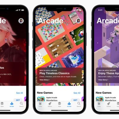 Apple Arcade Adds 30 New Games, Catalogue Grows to Over 180