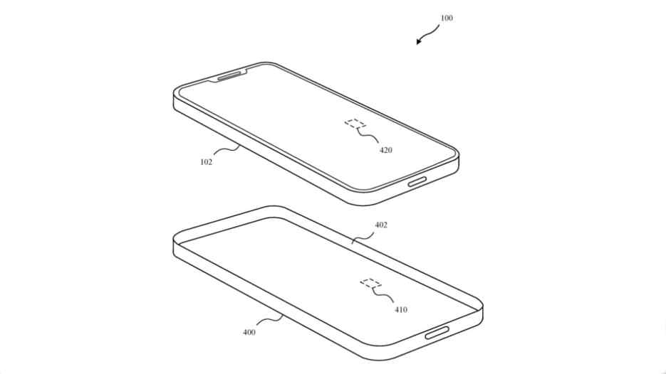 apple magsafe cooling case patent uspto Apple MagSafe cooling case  Apple  MagSafe
