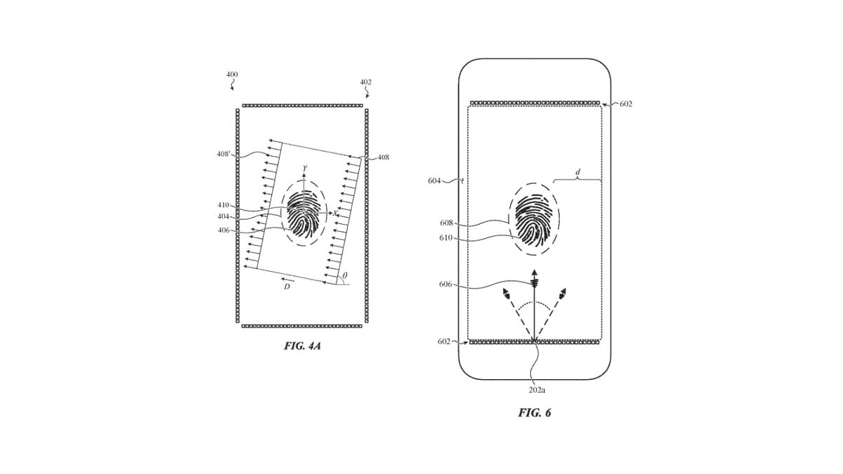 Apple Patent Tips Plans for an iPhone In-Display
