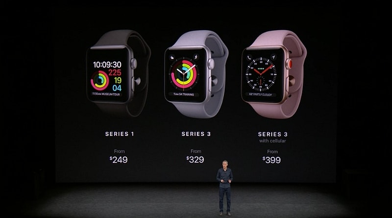 apple watch series 3 pricing apple