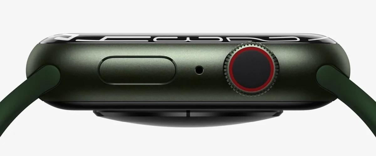 apple watch series 7 digital crown image Apple Watch Series 7