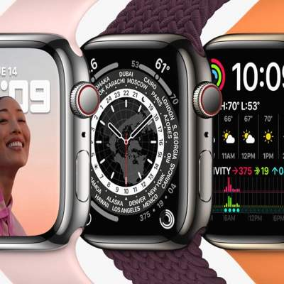 Apple Watch Series 7 With All-New Design, Large Displays Goes Official