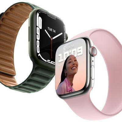 Apple Watch Series 7 Appears to Have Renamed S7 Chip, 32GB Storage