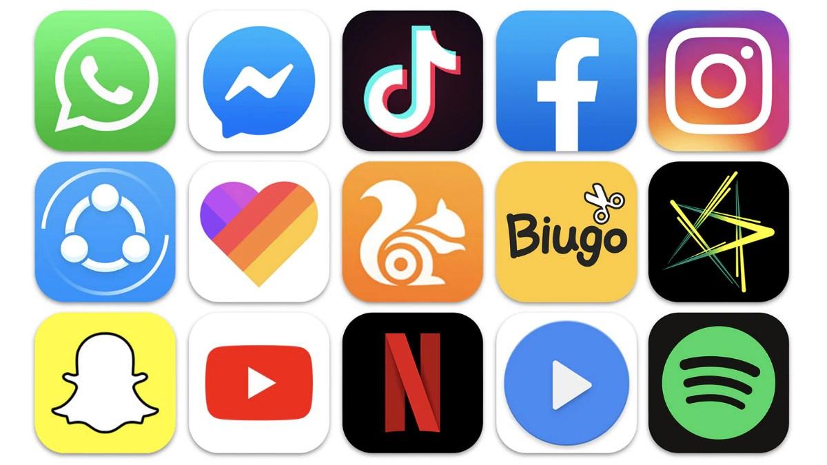 whatsapp most downloaded app