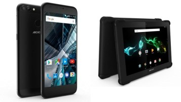 Archos 55 Graphite, 50 Graphite Smartphones, 101 Saphir Tablet Unveiled Ahead of MWC 2017