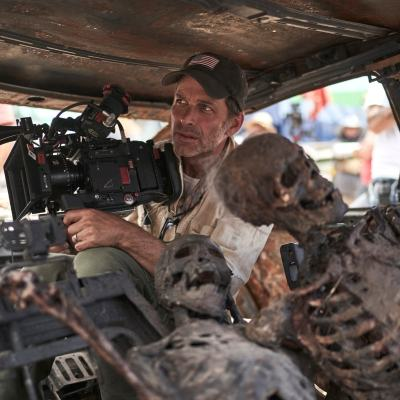 Zack Snyder Reveals Army of the Dead Release Date