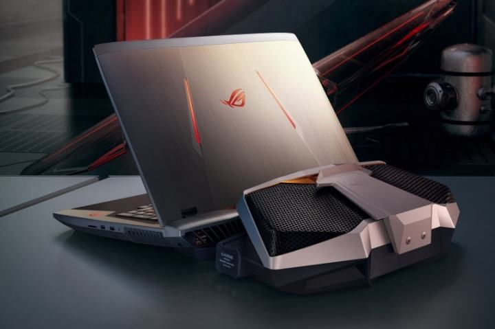 Asus ROG GX800 Liquid-Cooled Gaming Laptop Launched at Rs 7,97,000