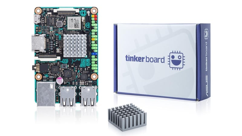 asus tinker board official box Asus Tinker Board