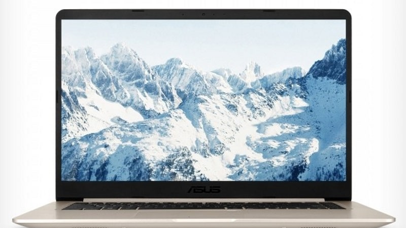 Asus Vivobook S With 15.6-Inch NanoEdge Display, Windows 10 Launched