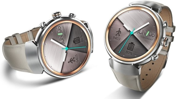 Asus ZenWatch 3 Android Wear Smartwatch Launched Starting Rs. 17,599
