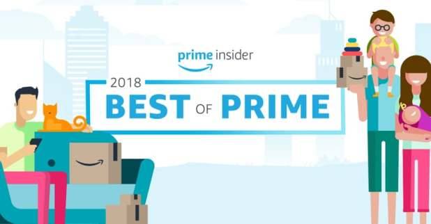 Amazon Best of Prime 2018: What Prime Members in India Were Buying, Watching, and Reading This Year