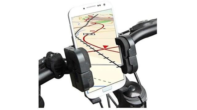 Bicycle holder universal holder gioiabazar smartphone holder