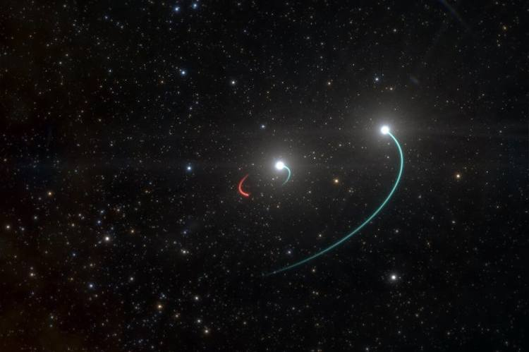 Black Hole Closest to Earth