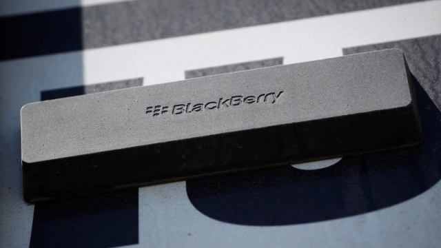 BlackBerry, a Canadian Icon, Hopes to Ride Trucks to Growth