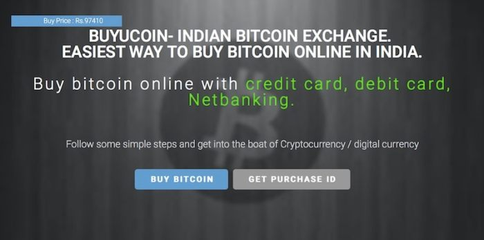 Buy and Sell Bitcoin in India