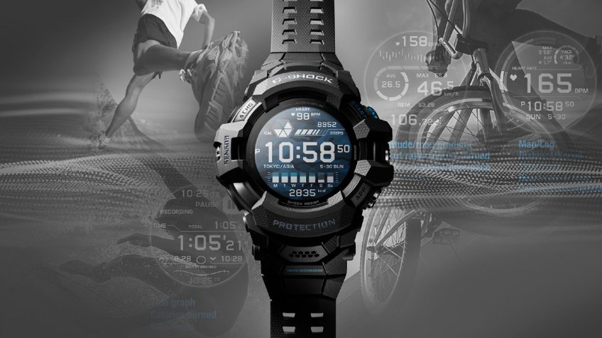 Casio Launches Its First G-Shock Smartwatch With Wear OS by Google