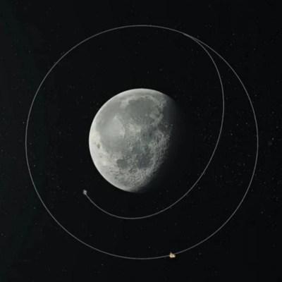 ISRO's Chandrayaan-2 Spacecraft Has Completed 9,000 Orbits Around Moon
