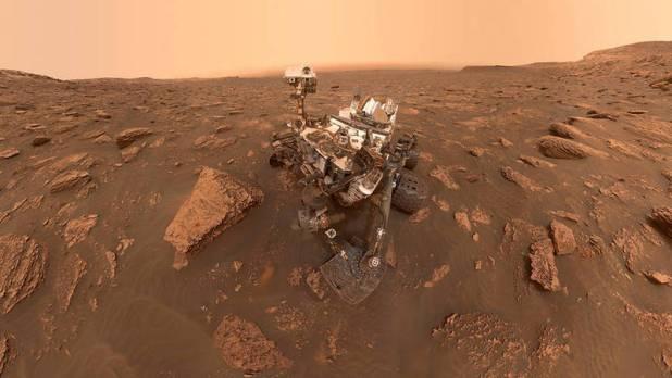 NASA's Curiosity Mars Rover Returned to Work