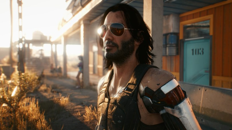 cyberpunk 2077 ps4 review keanu reeves cyberpunk 2077