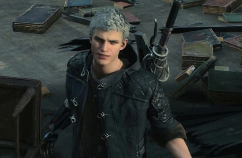 Devil May Cry 5 Officially Announced, Out In Spring 2019