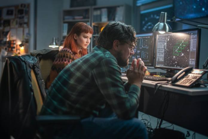 Don't Look Up Trailer: Leonardo DiCaprio, Jennifer Lawrence Try to Warn  About a Comet Headed for Earth   Entertainment News
