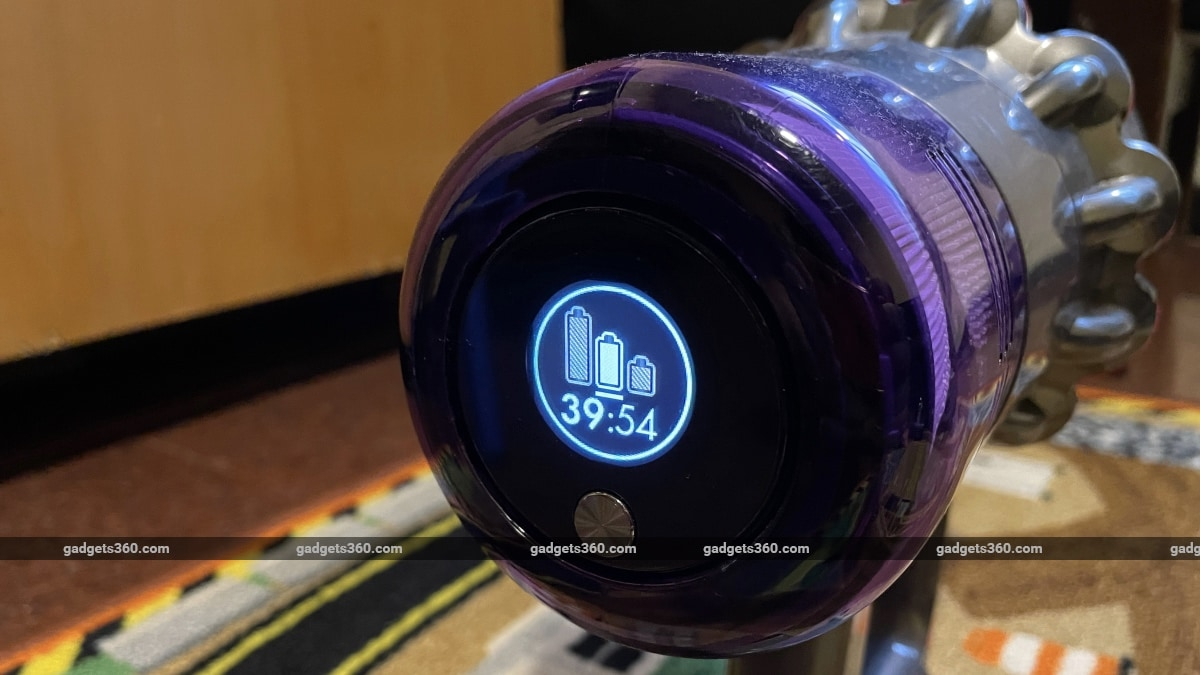 dyson v11 absolute pro review screen Dyson