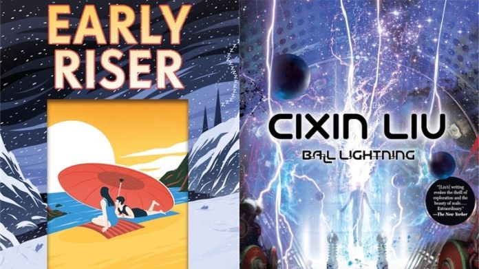 early riser ball lightning cixin liu jasper fforde Books