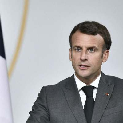 French President's Phone a Potential Target in Pegasus Case: Report