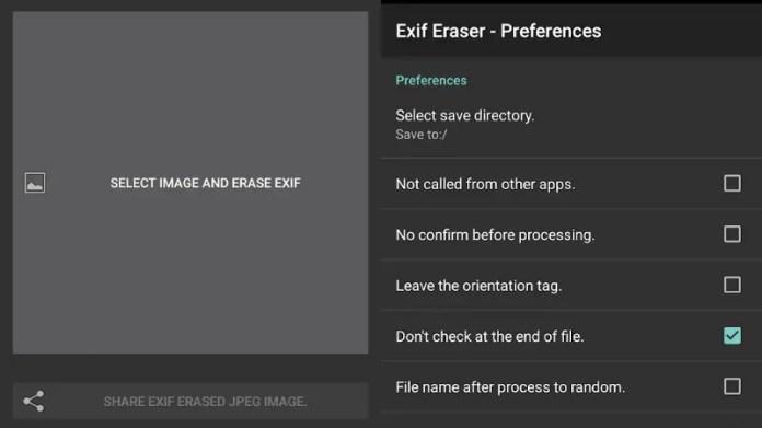 exif eraser android google play Exif Eraser