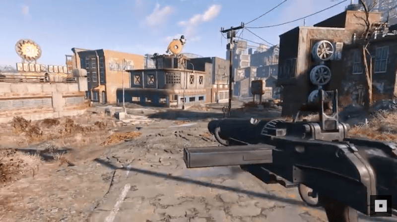 Fallout 4 Vr Skyrim Vr And Doom Vfr Launch Dates