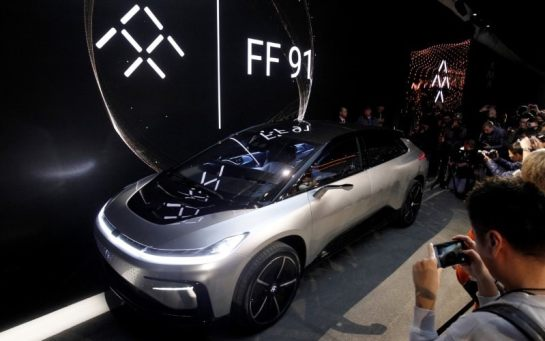 Faraday Future Said to Scale Back Its US Plans