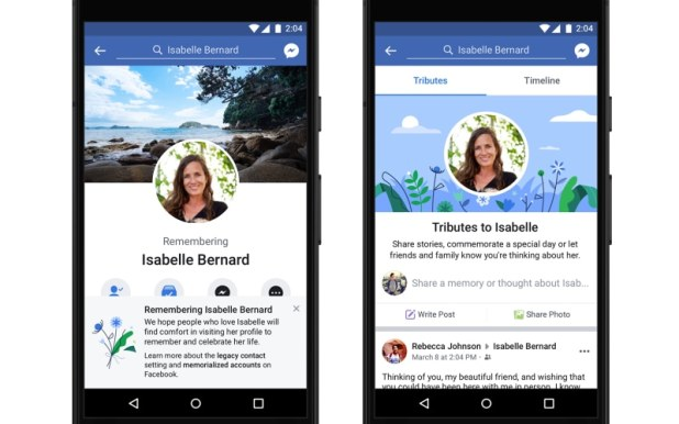 Facebook Adds New Tributes Section, Improves Legacy Contacts Policy for Memorialised Profiles