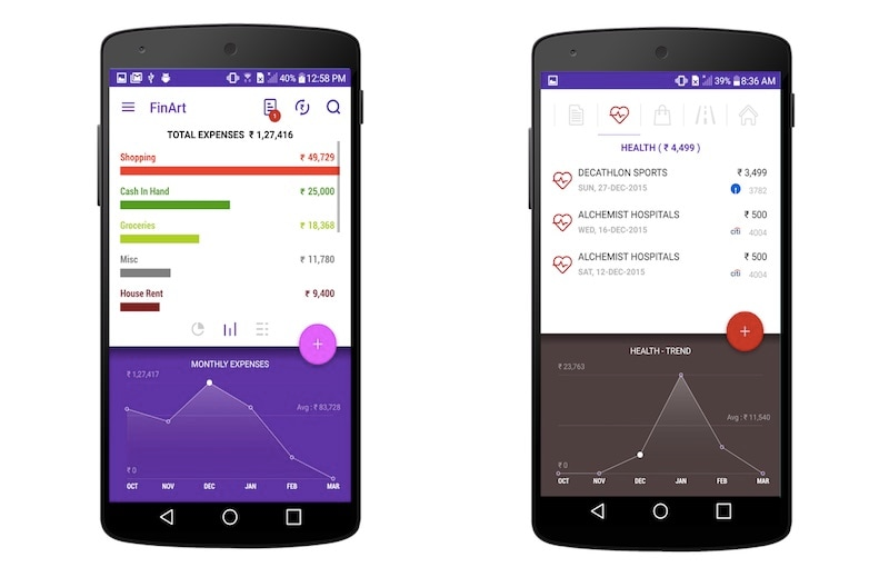 Five Android Apps That Can Automatically Track Your Spending | NDTV ...