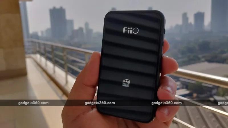 fiio m6 review back Fiio  Fiio M6