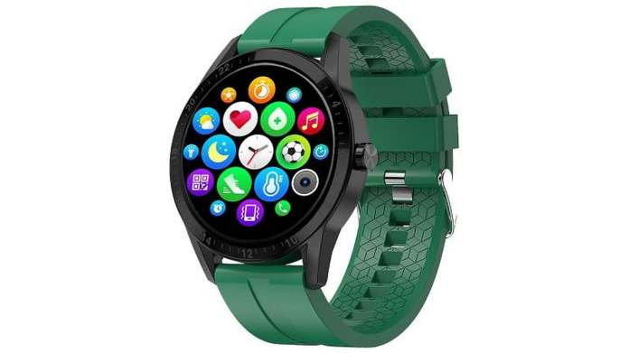Fire-Boltt Talk Smartwatch With Sp02 Tracking, Bluetooth Calling Launched