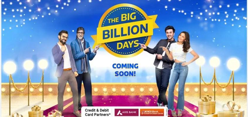 Flipkart Big Billion Days Sale: Poco, Oppo, More Brands to Launch New Phones