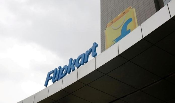 flipkart logo office reuters 1501572050786
