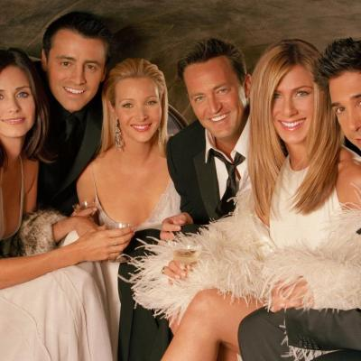 Friends Cast to Begin Filming HBO Max Reunion Special Next Week