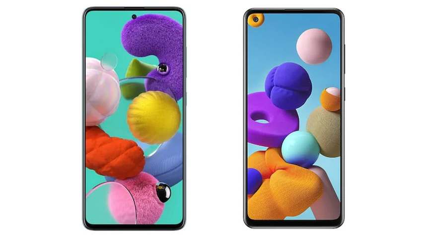 Samsung Galaxy A51, Galaxy A21s Getting Android 11 Update: Reports