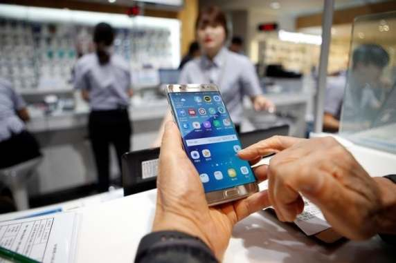 Samsung Galaxy Note 8 Confirmed, Will Be 'Safer' Says Mobile Chief