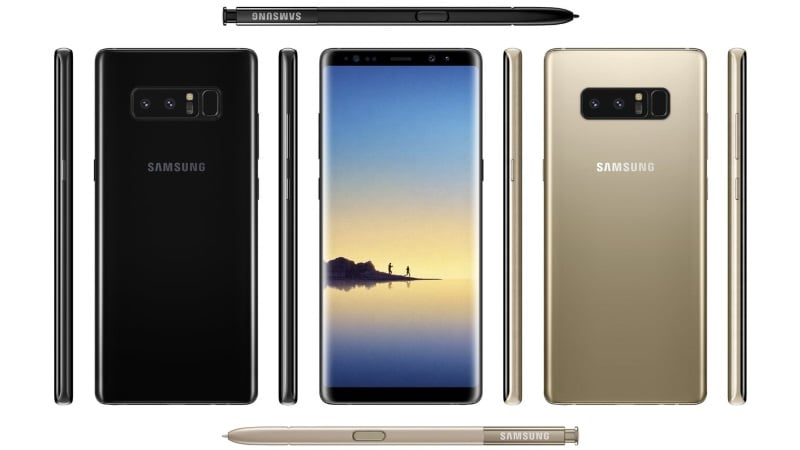 Samsung Galaxy Note 8 Specifications Leak, 6GB of RAM Expected