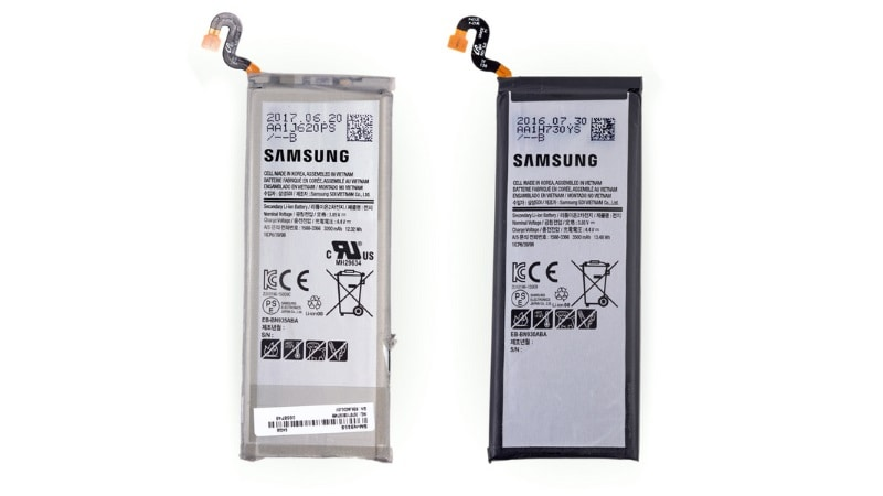 galaxy note fan edition teardown ifixit story2 Galaxy Note Fan Edition Story 2