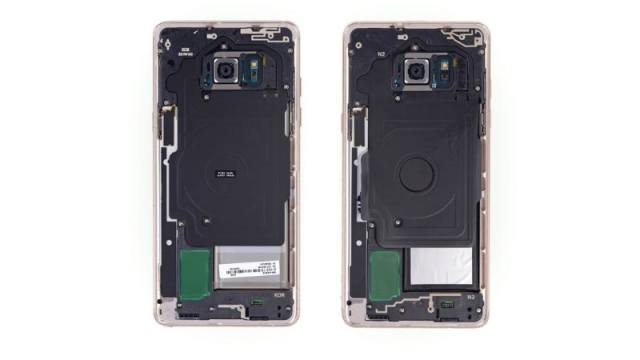 Samsung Galaxy Note Fan Edition Teardown Reveals It as a Galaxy Note 7 With a Smaller Battery