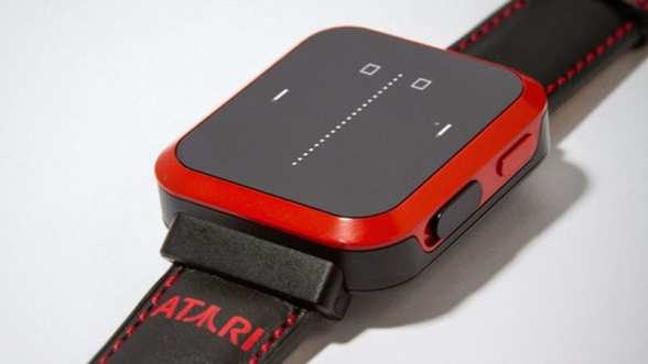 Gameband Smartwatch, Made for Gamers, Comes With Atari Classics