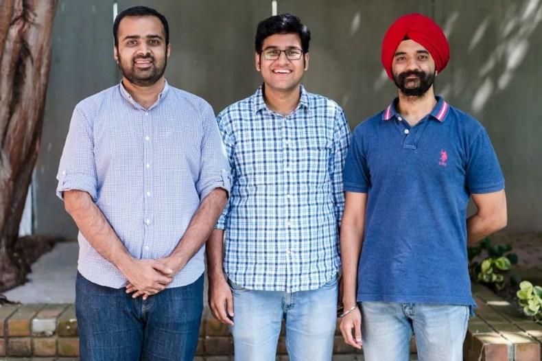 gaurav shrishrimal snehanshu gandhi tamanjit singh bindra kaagaz scanner app founders image Kaagaz Scanner