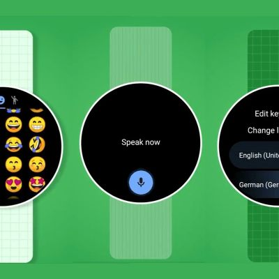 Gboard App for Wear OS Brings Multi-Language Support to Smartwatches