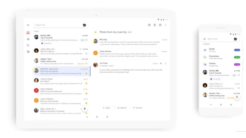 Gmail for iOS Gets New Material Theme, Shortly After