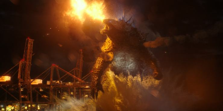 Godzilla vs Kong reseña crítica análisis