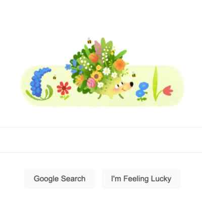 Google Doodle Welcomes Spring Season 2021 With Cute Animated Hedgehog